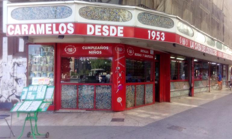 Cierre casa de los dulces adi s a 63 a os de caramelos radio valencia cadena ser - Casa de los caramelos valencia ...