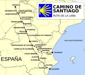 El Camino de la Lana cumple 20 años con un incremento de peregrinos