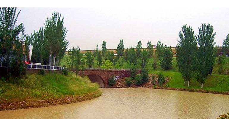 Mejora del arroyo de la vega en la zona industrial ser for Jardin de la vega alcobendas