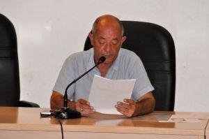 José Verdú, Pte. del C. Bm. Elda