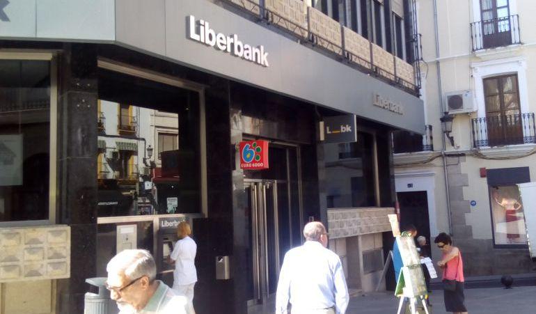 13 oficinas de liberbank cerrar n en albacete radio for Oficina zona azul talavera