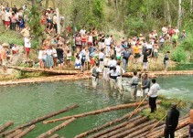 Diez años recuperando el oficio de los gancheros en Priego