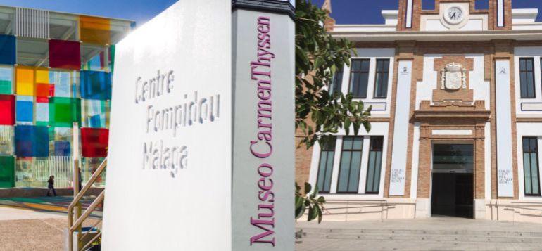 La oferta cultural de Málaga no cesa en feria: Museos enferiados