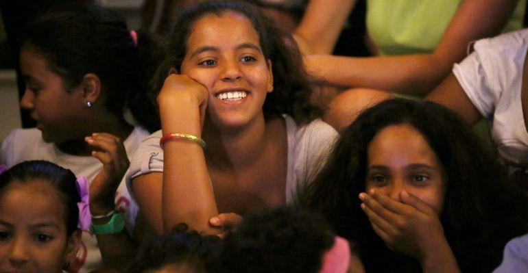 Setenta niños saharauis llegarán a Vigo en julio