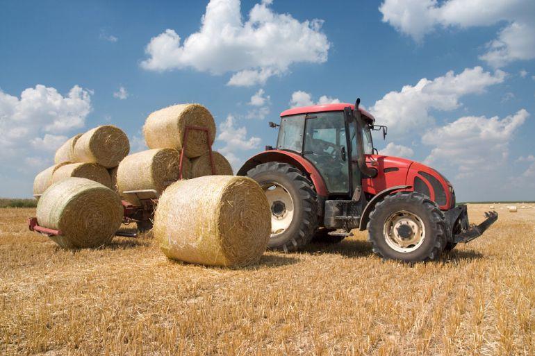 """""""El agricultor es el mejor preservador del medio ambiente"""""""