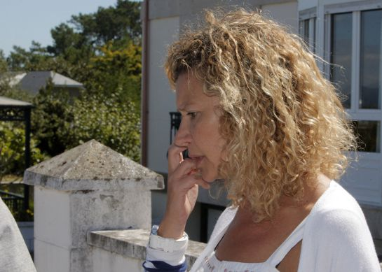 Diana López-Pinel, la madre de Diana Quer.