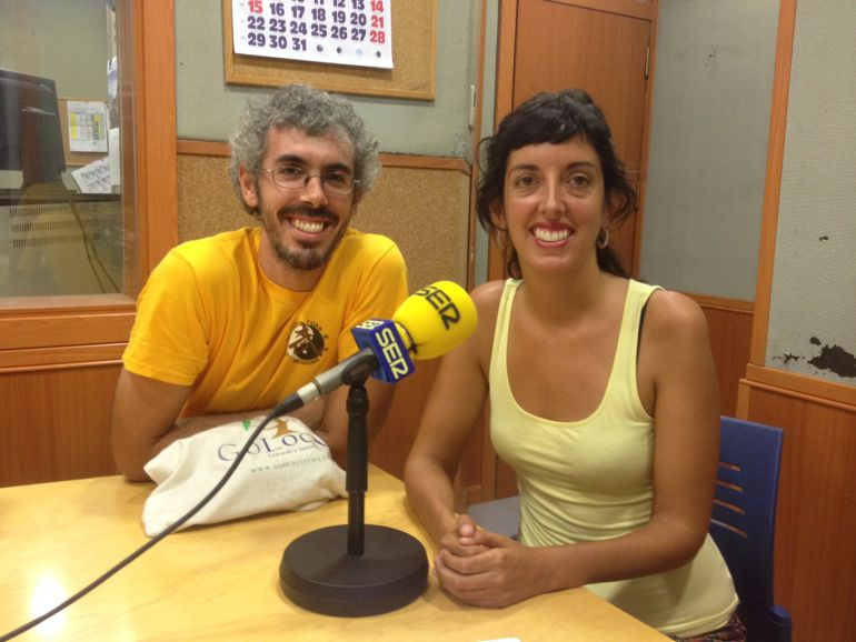 Juan Escribano y Juana Moreno