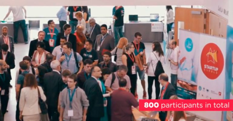 Salamanca acoge Startup Olé, un foro de negocio y generación de oportunidades