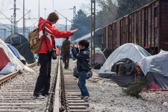 Crisis refugiados Europa: Última parada: libertad