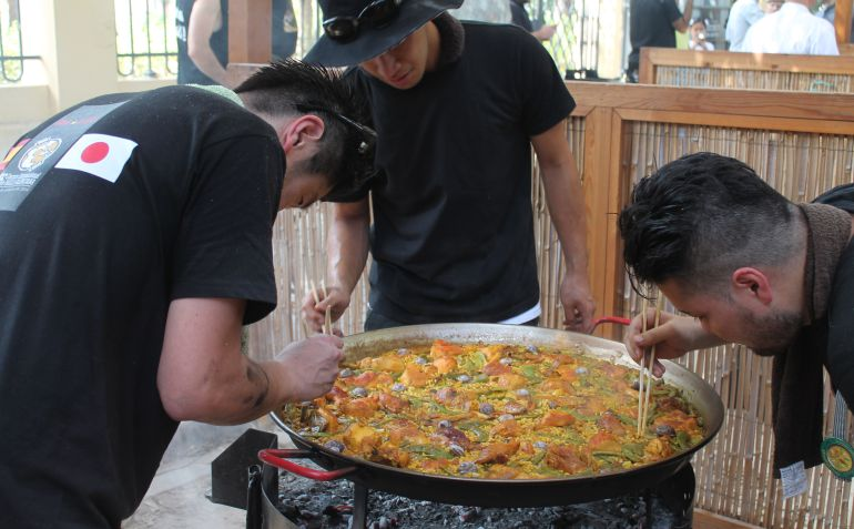 Concurso de sueca la mejor paella se cocina en c rdoba for Bazar del cocinero