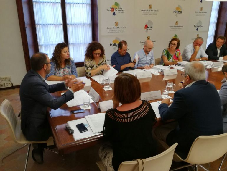 Balears prevé destinar 49 millones de la 'ecotasa' para 62 proyectos en 2018