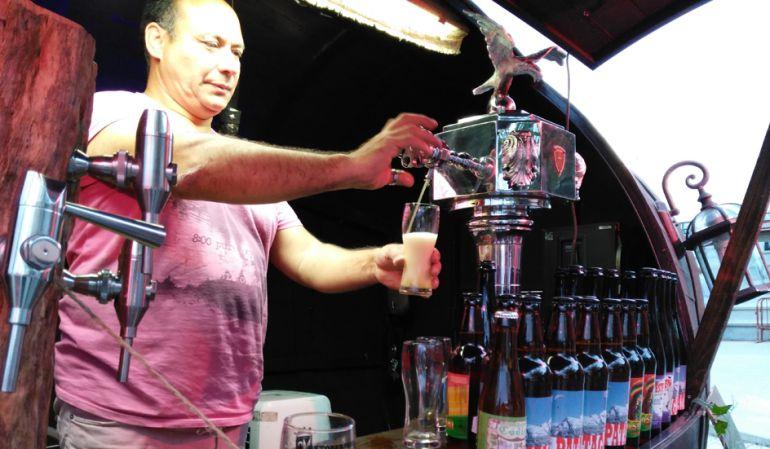 Fiesta con las mejores cervezas ser madrid norte hora - Artesanos de madrid ...