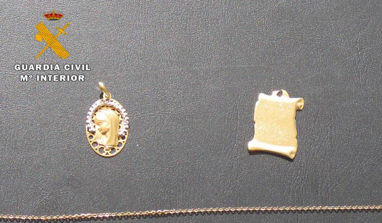 La Guardia Civil recupera joyas robadas en Ontur