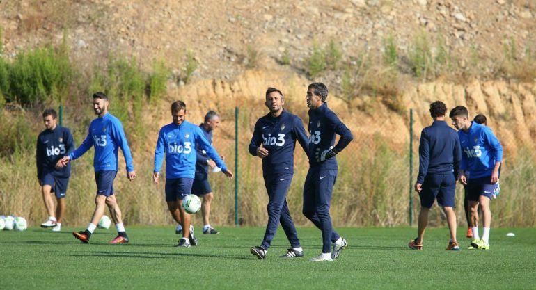 Manolo Herrero espera una buena respuesta del equipo