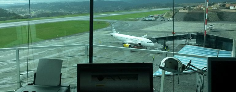 Aeropuerto de Alvedro, A Coruña