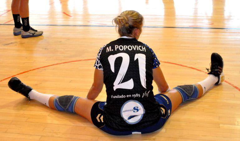 Maja Popovic estará ante el Castellón