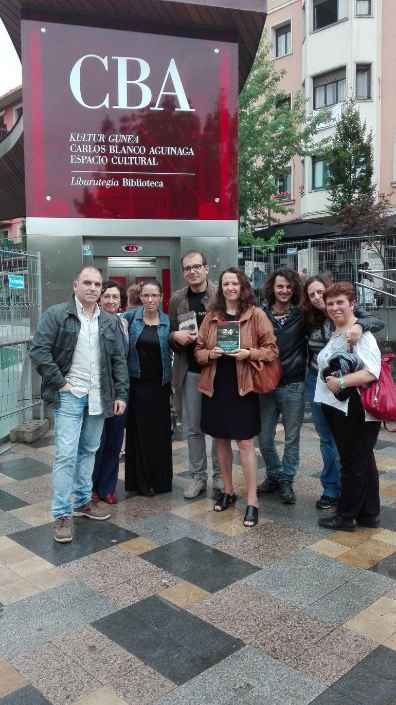Nace en Irun la Asociación Cultural Oskarbi Kultur Elkartea