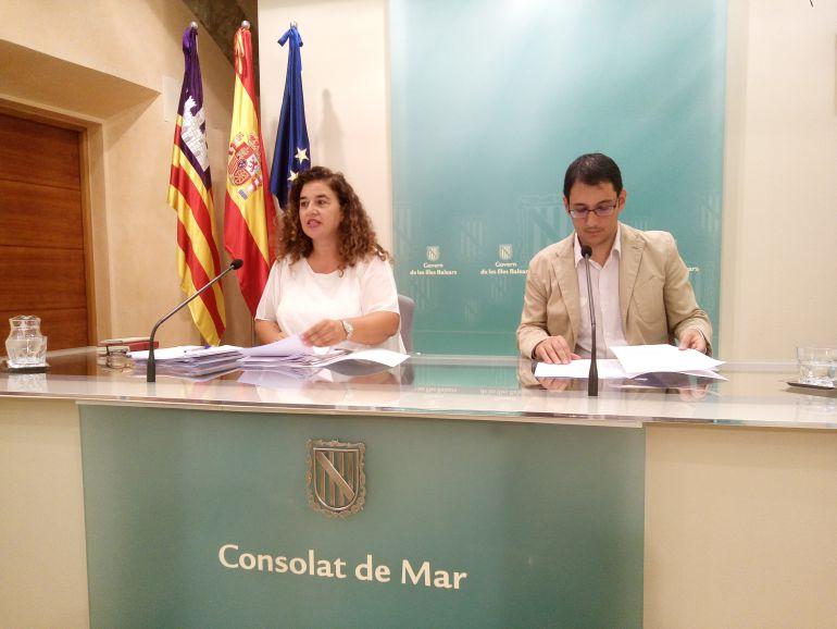 """Costa niega una """"crisis"""" entre los socios del Govern por retirar la acusación a Matas"""