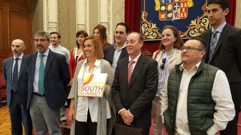 La Diputación de Palencia facilitará la asistencia de empresas palentinas en el South Summit
