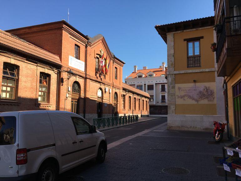 Entornos del colegio Jorge Manrique