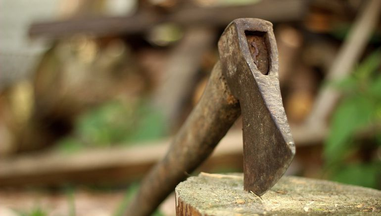 Imagen de un hacha