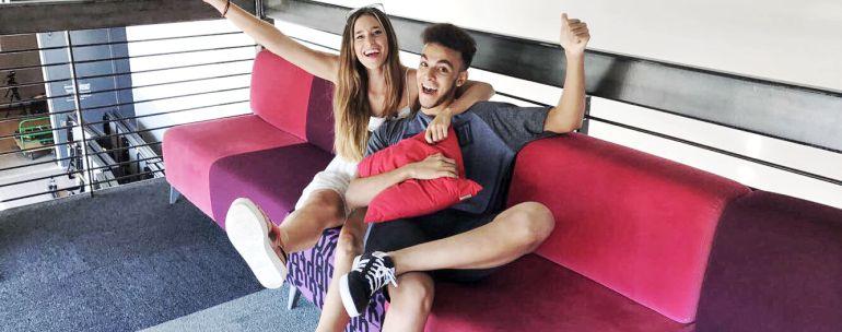 Dos youtubers valdepeñeros ganan el concurso nacional 'Quiero ser Maxituber'
