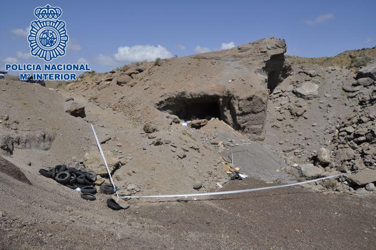 Cinco detenidos por el asesinato de un joven hallado en una cueva en Arrecife