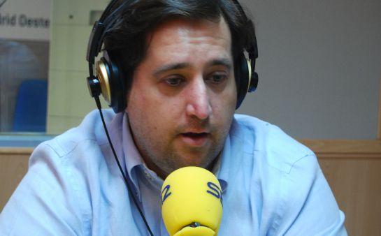 Gustavo Muñana (Periódico Móstoles al día)