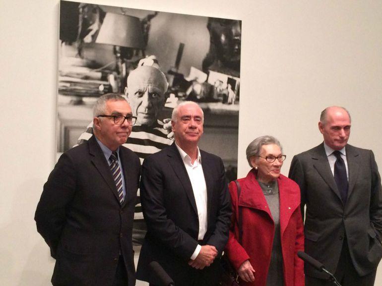 El Museo Picasso renueva tres años a José Lebrero como director artístico: El Museo Picasso renueva tres años a José Lebrero como director artístico
