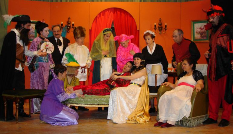 El Burgo acoge el XI Certamen Regional de Teatro aficionado
