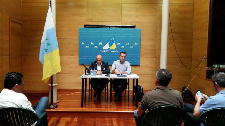 CC da un ultimátum a sus ediles de Granadilla para evitar su explusión