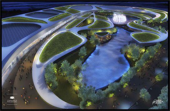 El Centro Comercial Open Sky de Torrejón de Ardoz abrirá en 2018