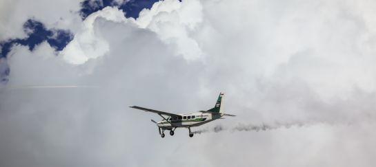 La avionetas antilluvia, ¿realidad o leyenda urbana?