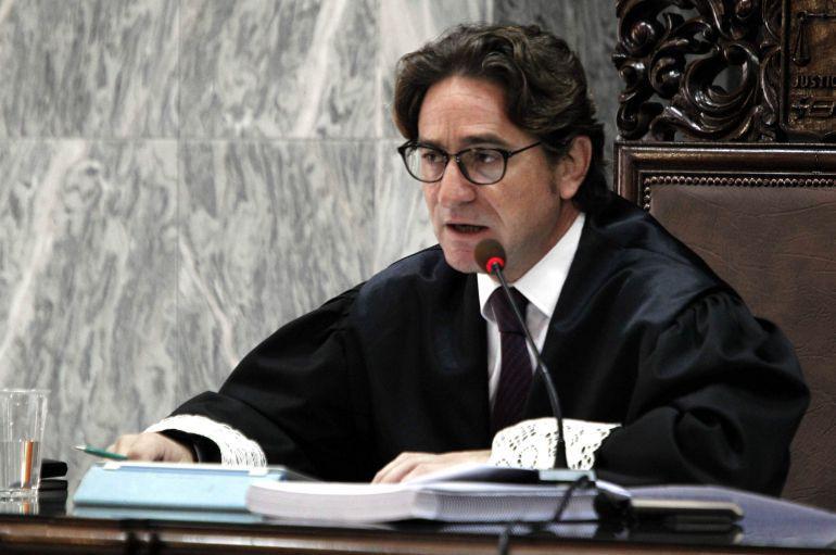 La Guardia Civil halla la grabación completa de la conversación entre Ramírez y el juez Alba