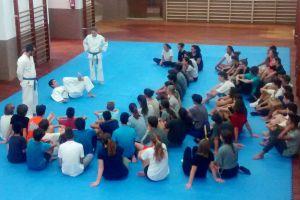 Jornadas escolares de Bukán, Instituto Balear de Krav-Magá