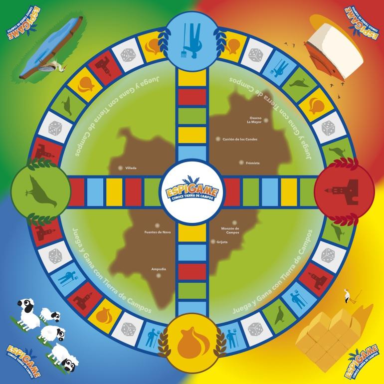 araduey crea espigame un juego de mesa para conocer