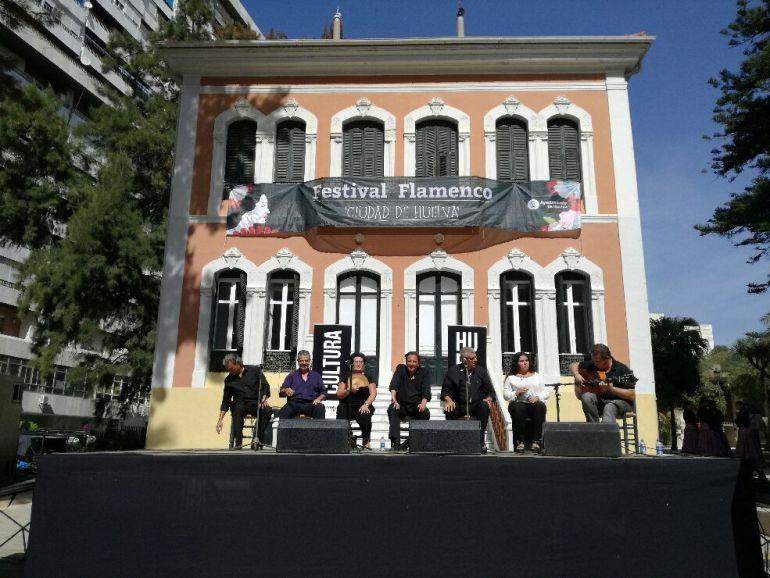 Huelva rinde homenaje al flamenco radio huelva actualidad cadena ser - Casa colon huelva ...