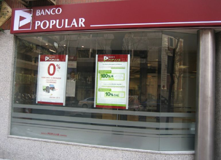 el ere del banco popular supondr el cierre de 21 oficinas
