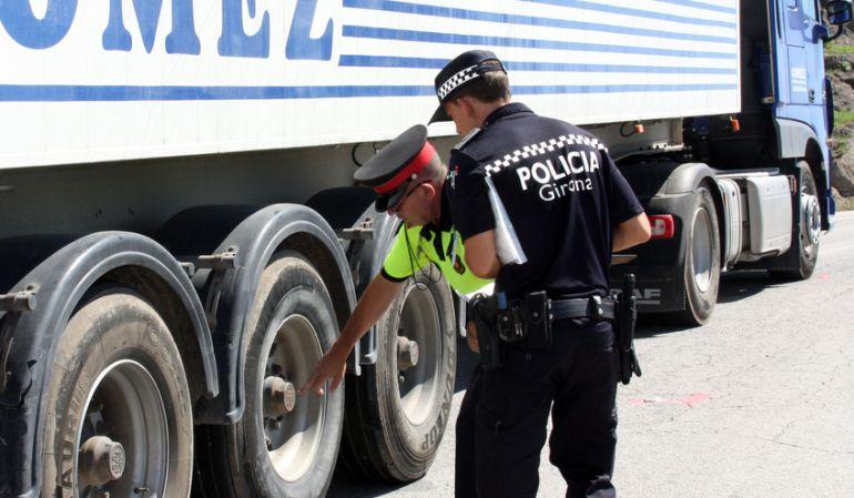Resultado de imagen de policia local girona