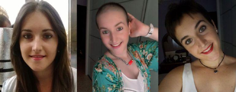 La joven Miriam Calero cuenta en redes sociales su experiencia con el cáncer de mama