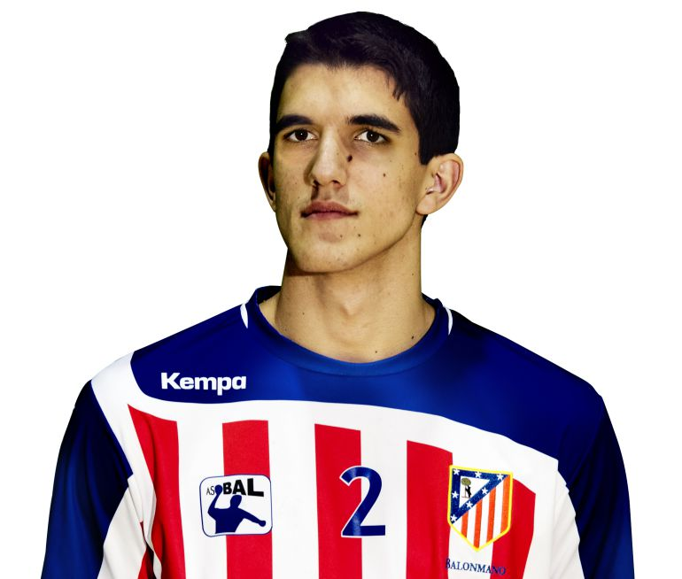 Miguel debutó en Champions con tan sólo 17 años