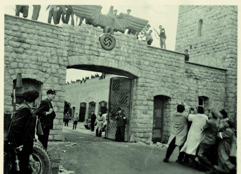 Las fotos robadas de Mauthasen ya se pueden ver en Cuenca: Las fotos robadas de Mauthausen ya se pueden ver en Cuenca