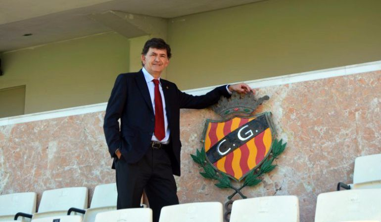 Josep Maria Andreu, president del Nàstic de Tarragona.