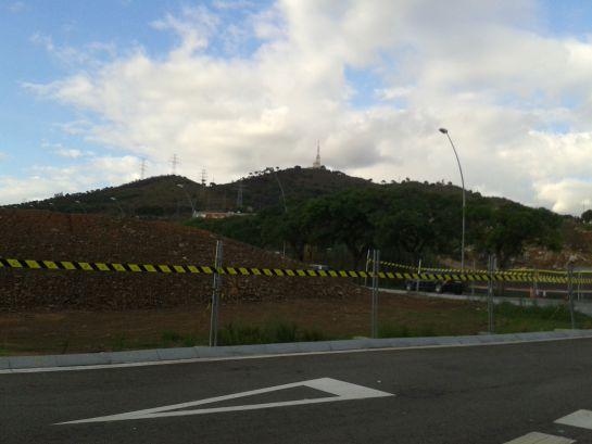 Terrenys afectats pel Pla Caufec
