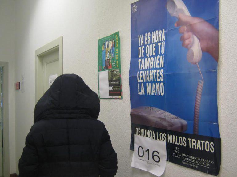 La mujer ha acudido al servicio forense y de apoyo sicológico, en los juzgados de Ponferrada