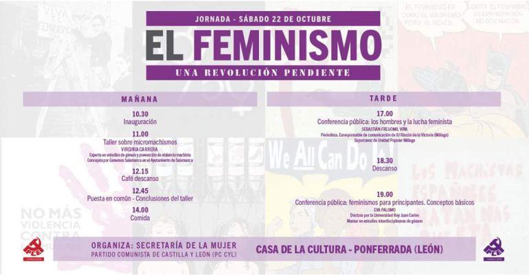 'Feminismo, una revolución pendiente'