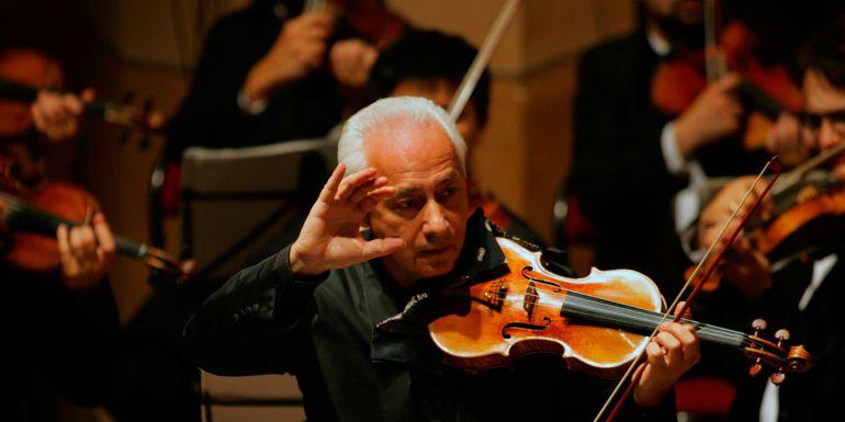 Vladimir Spivakov, un virtuoso de Moscú