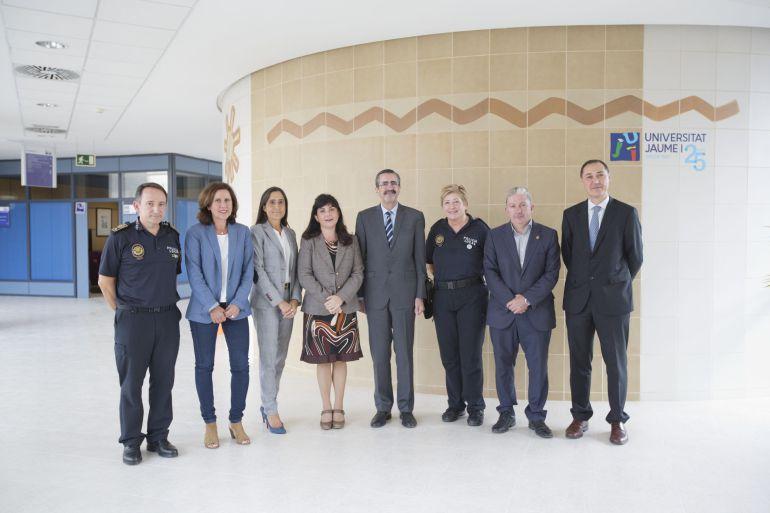 Mediación Policial Vila-real: Vila-real, IVASPE y UJI avanzan en convenio para crear la Escuela de Mediación Policial