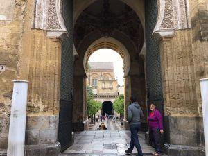 Entrada a la Catedral por la Puerta del Perdón