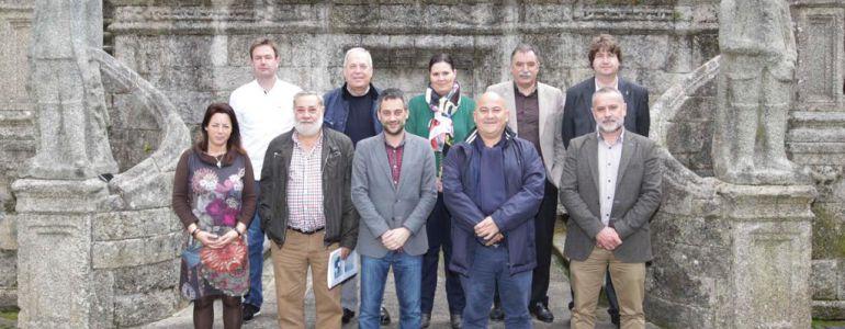 Alcaldes del área de A Coruña